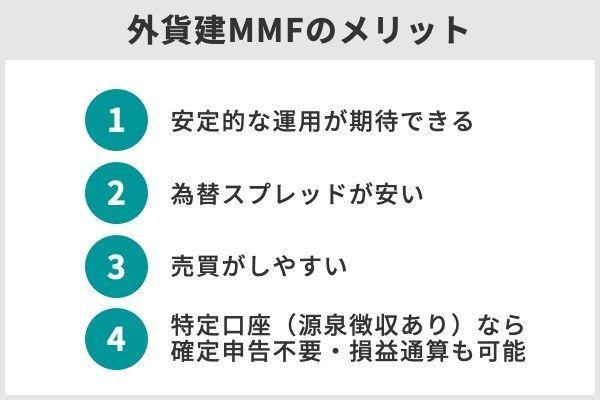 1.「外貨建MMF」とは?特徴やメリット・デメリット、おすすめ銘柄やネット証券などを紹介