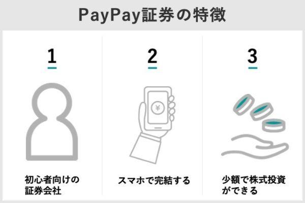 2.PayPay証券のメリット・デメリットは?