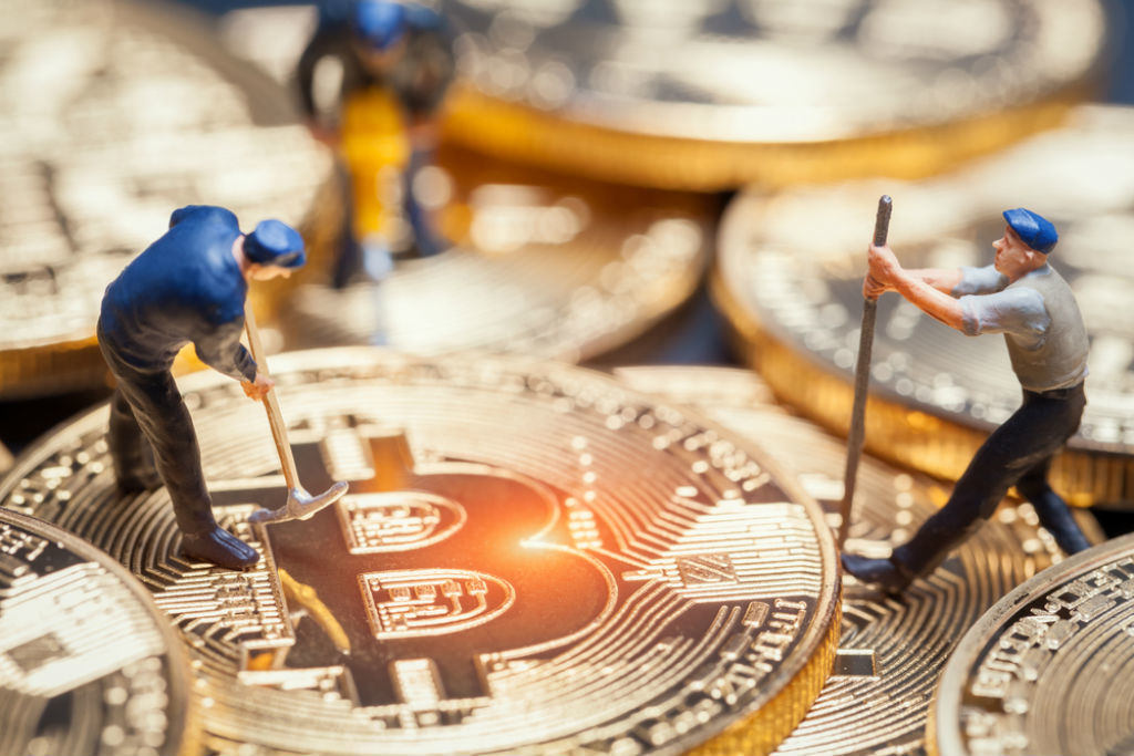 仮想 通貨 採掘