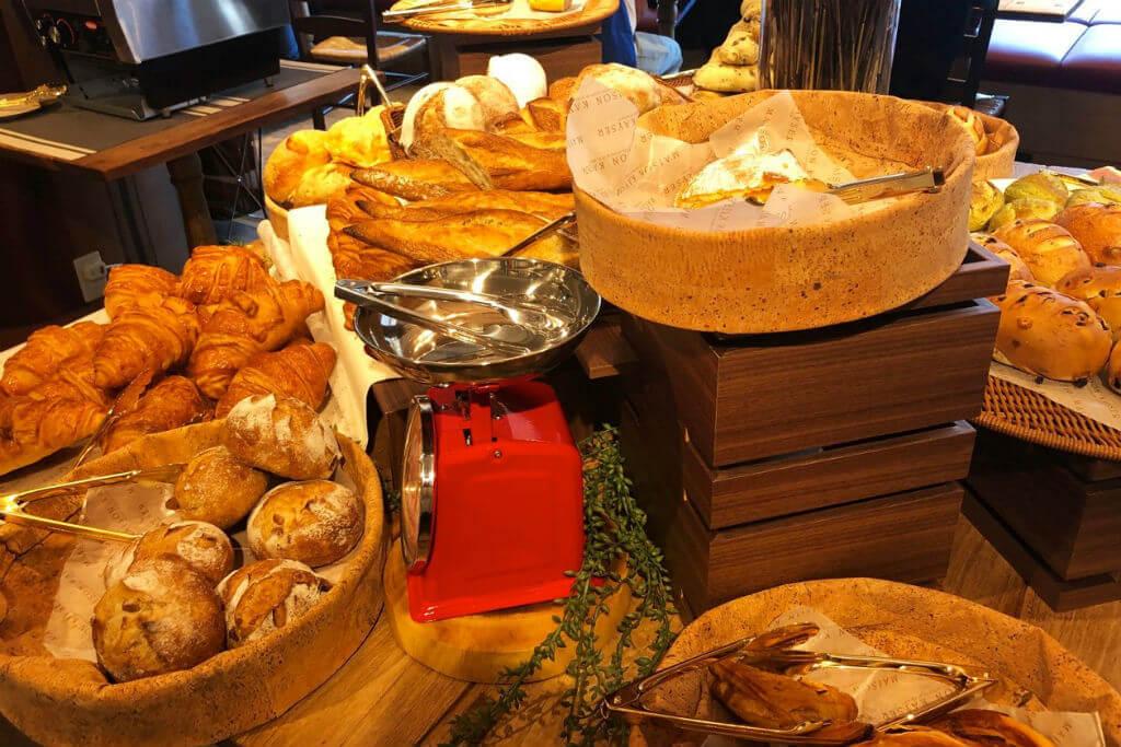 渋谷 パン食べ放題